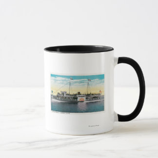 Glass Bottom Boat, Emperor, Avalon Mug