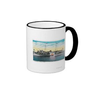 Glass Bottom Boat, Emperor, Avalon Coffee Mug