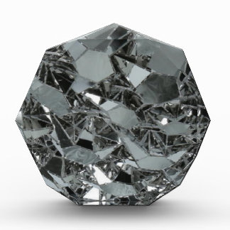 Glass Broken Pieces Award