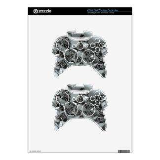 Glass Broken Pieces Xbox 360 Controller Decal