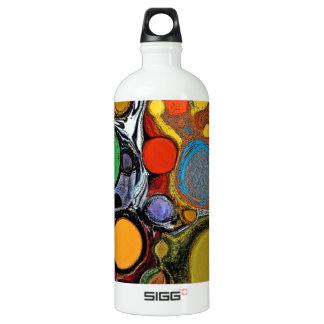 Glass Bubbles, SIGG Traveler 1.0L Water Bottle