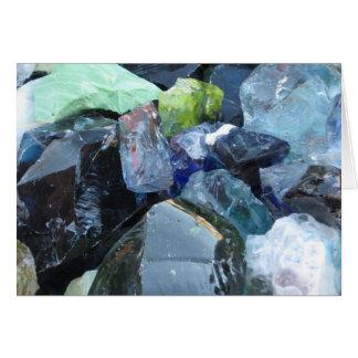 Glass Card