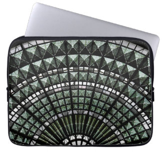 Glass Ceiling at Los Angeles Union Station. Computer Sleeve