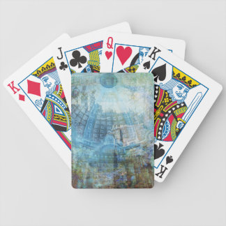 Glass Ceiling Bicycle Playing Cards