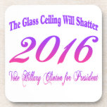Glass Ceiling Drink Coasters