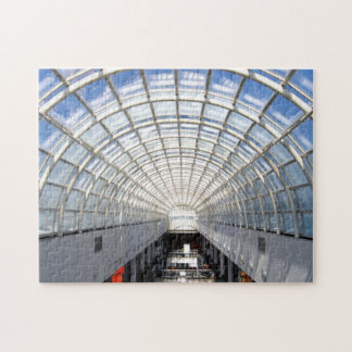 Glass Ceiling Fine Art Photography Puzzle