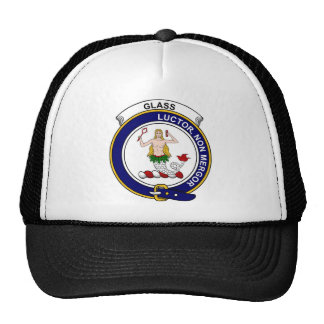 Glass  Clan Badge Hats