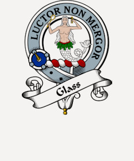 Glass Clan Badge T-shirt