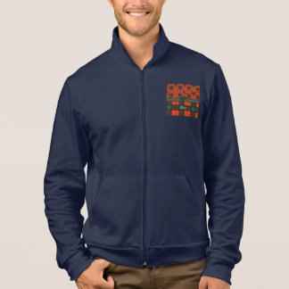 Glass clan Plaid Scottish kilt tartan Printed Jacket
