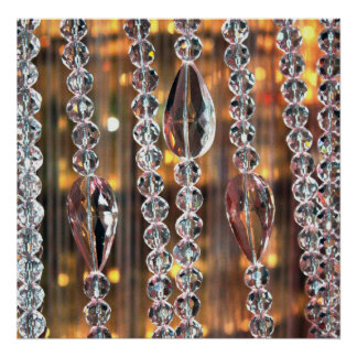 Glass Crystals Poster