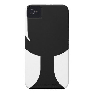 Glass cup iPhone 4 case