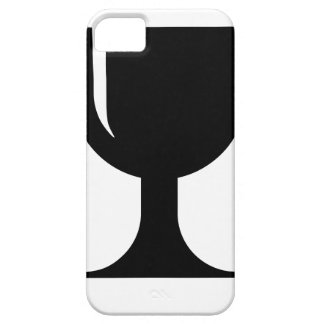 Glass cup iPhone SE/5/5s case