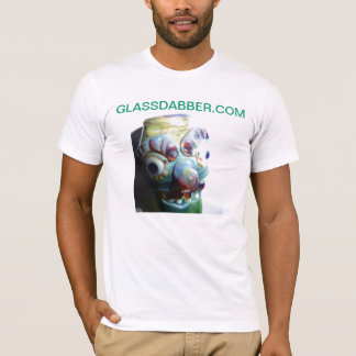 Glass Dabber Dome Face T-Shirt