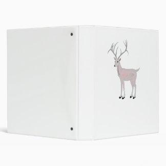 Glass Deer Binder