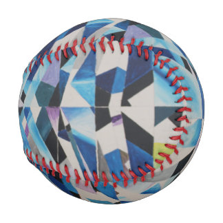 Glass Diamond Baseball