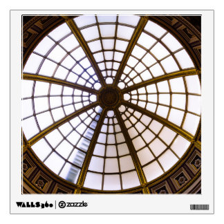 Glass Dome Architecture, National Gallery Wall Sticker