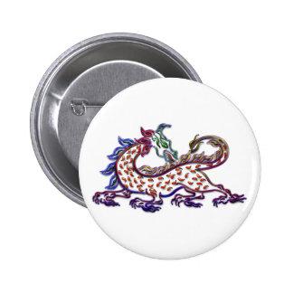 Glass Dragon Button
