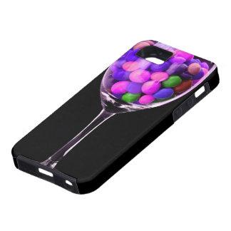 Glass Drink Pebbles iPhone SE/5/5s Case