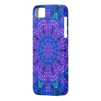 Glass Effect Mosaic iPhone SE/5/5s Case