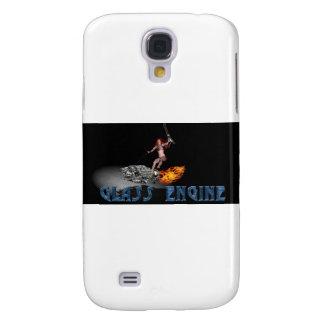 Glass Engine Merch Galaxy S4 Case