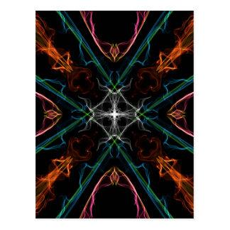 Glass Eye Prism Postcard