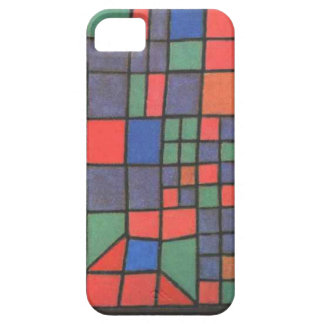 Glass Facade by Paul Klee iPhone SE/5/5s Case