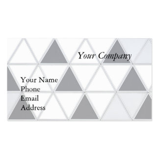 Glass Facade of a Modern Office Complex Double-Sided Standard Business Cards (Pack Of 100)