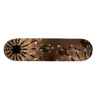Glass Flakes Skateboard