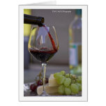 Glass for You Greeting Card