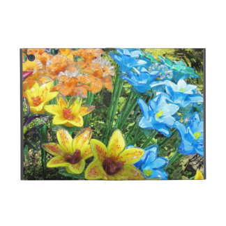 Glass Fowers 1 Powiscases iPad Mini Cover