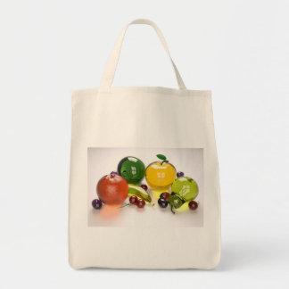 Glass fruit Grocery bag