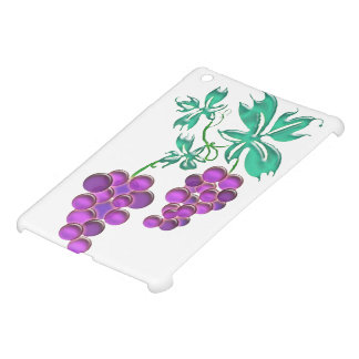 Glass Grapes iPad Mini Cover