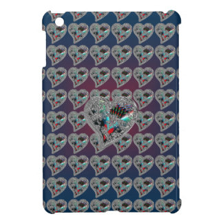 GLASS HEARTS & DRAGON TOE iPad MINI CASES