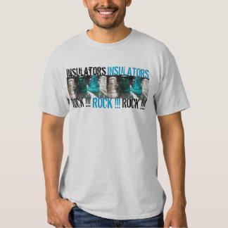 Glass Insulators ROCK!!!!!! Tee Shirt