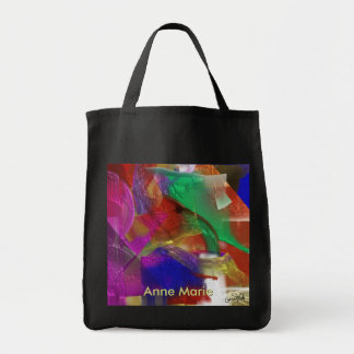Glass Jar - View Thru the Glass Tote Bag