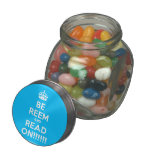 [Crown] be reem and read on!!!!!!  Glass Jars