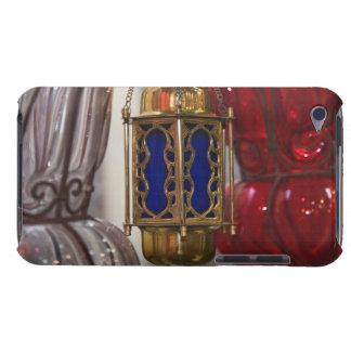 Glass lamp fixtures, Khan el Khalili Bazaar, Case-Mate iPod Touch Case