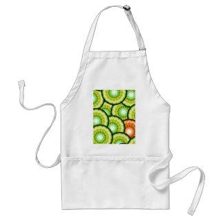 Glass Limes Adult Apron