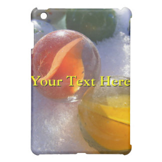 Glass Marbles iPad Case