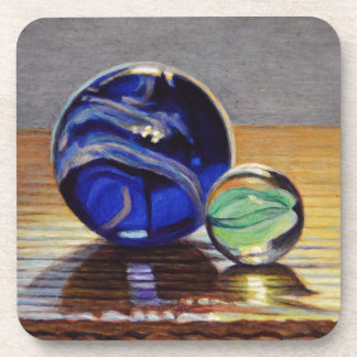 Glass Marbles no. 3 Drink Coaster