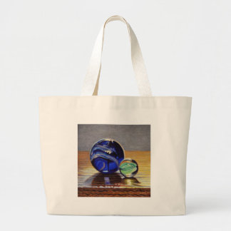 Glass Marbles no. 3 Large Tote Bag