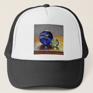 Glass Marbles no. 3 Trucker Hat