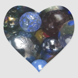 Glass Marbles Stickers