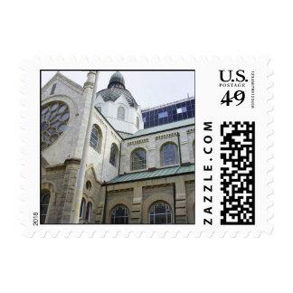 Glass Marvel Stamp