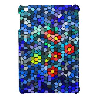 Glass Mosaic Flower Case for Ipad mini iPad Mini Case