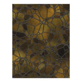 Glass Mosaic Images Letterhead