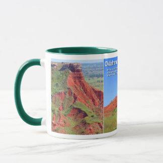 Glass Mountains IIa - Permian Red Beds Mug