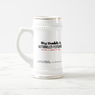Glass/Mug/Stein Design - BD&AP Beer Stein