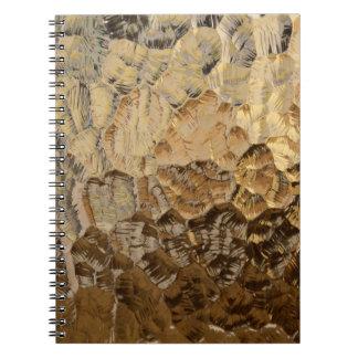 glass notebook