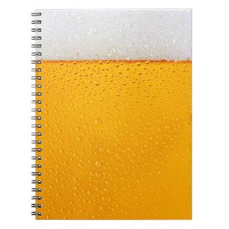 Glass of Beer #2 Notebook